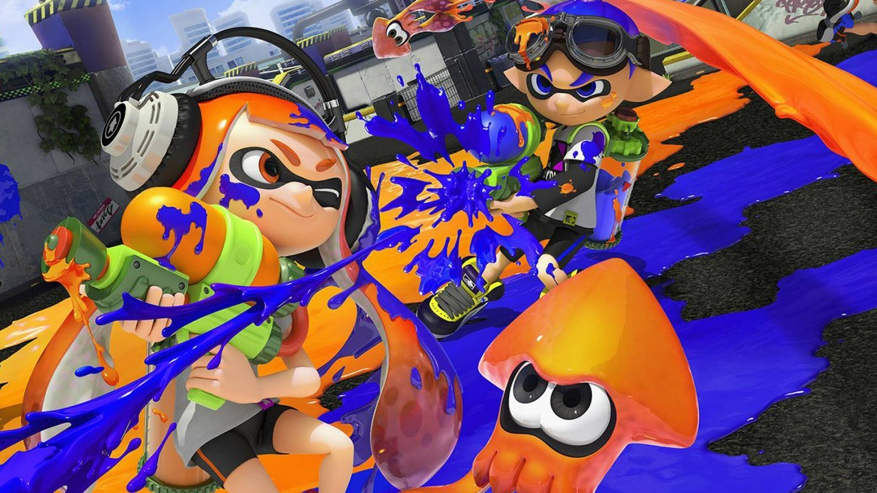 With 'Splatoon' Nintendo Proves Good Shooters Don't Need To