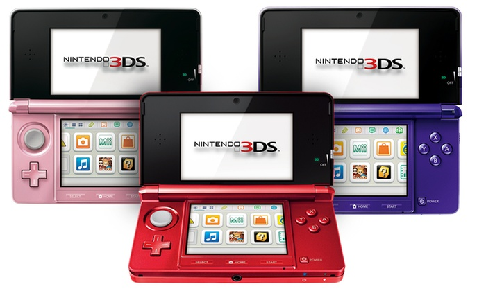 birthday bash the best nintendo 3ds games by year. Black Bedroom Furniture Sets. Home Design Ideas