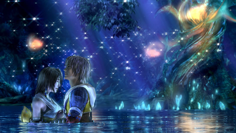 Final Fantasy X' Gives Players the Chance to Fail Spectacularly