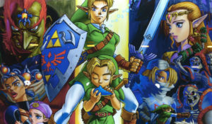 'Ocarina of Time' Dungeon by Dungeon: Dungeon Ranking