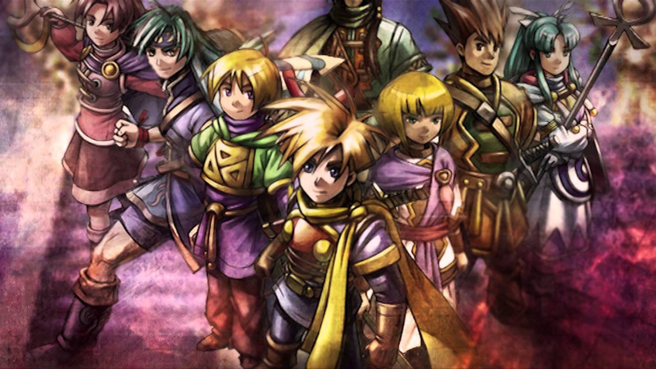How 'Golden Sun' Pushed the Limits of the GBA and RPGs