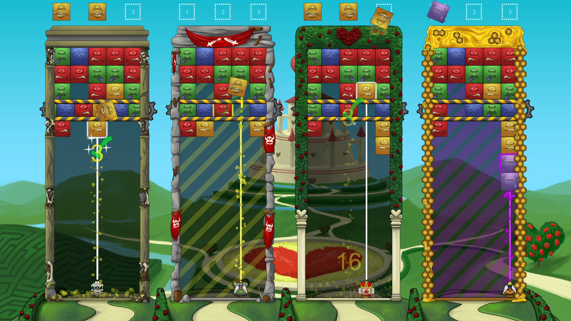 Tumblestone'—'Tetris Attack', Eat Your Heart Out | Goomba Stomp