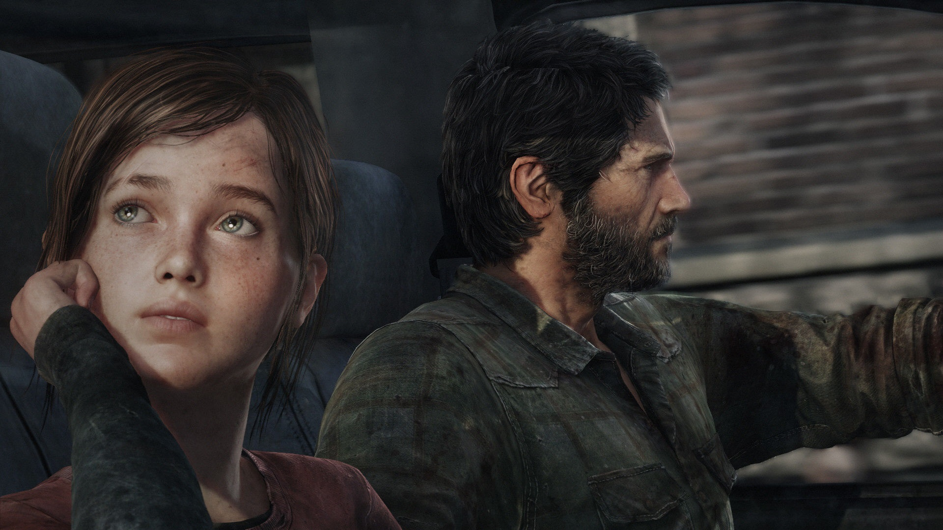 Ellie from The Last of Us