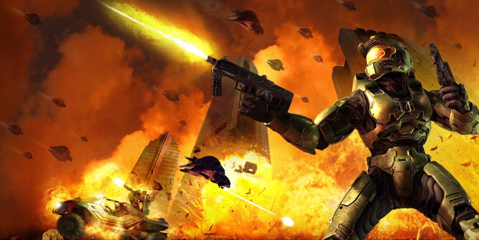 The Top 10 All-Time 'Halo' Multiplayer Maps   Goomba Stomp
