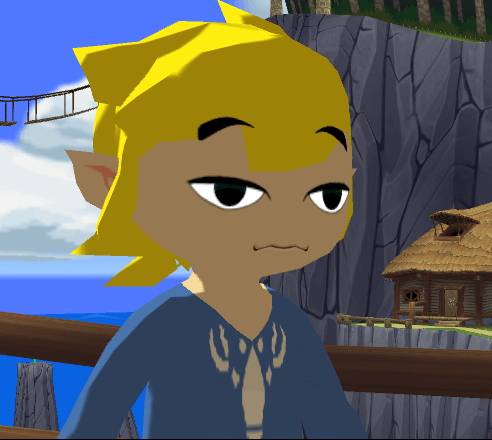 how to use amiibo with zelda wind waker hd