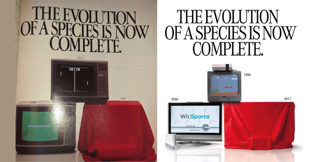 NES-Evolution