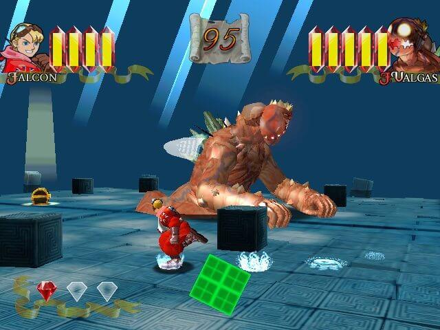 Nine Cool Capcom Fighting Games    That Aren't 'Street Fighter