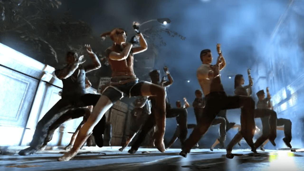 resident-evil-2-thriller-dance-video
