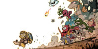 'Wonder Boy: The Dragon's Trap': A World Re-Imagined