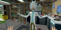 Adult Swim Drops 'Rick and Morty: Virtual Rick-ality' Launch Trailer