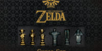 'The Legend of Zelda' Gets Custom Collector's Edition Chess Set