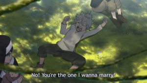 Black Clover Asta proposal