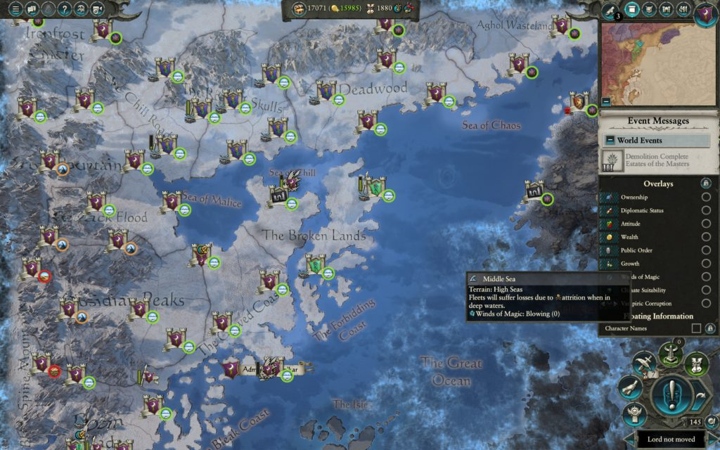 Total War Warhammer 2 Mortal Empires Dlc As It Was Meant To Be