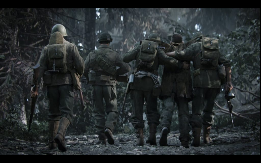 Call of Duty' and the Enduring Appeal of World War Two