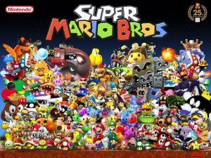Mario Series