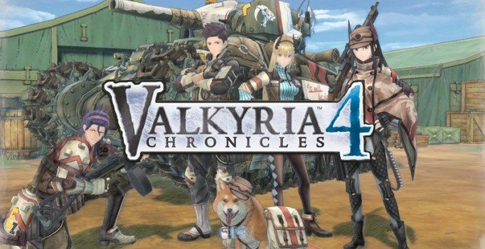 Gaming News Valkyria 4