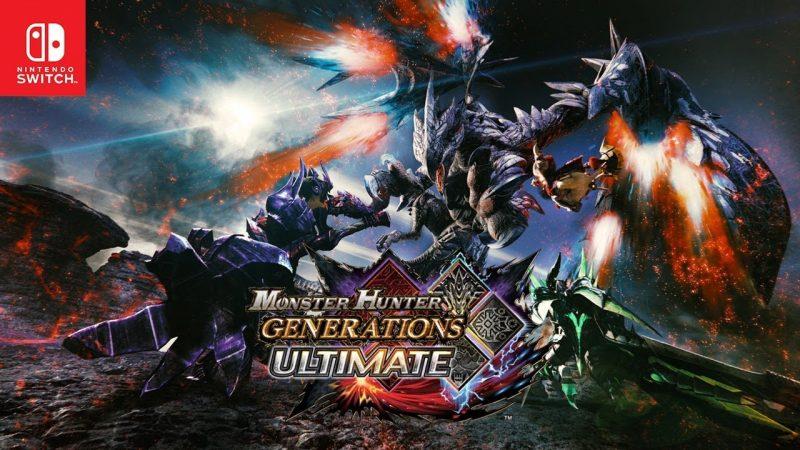 Gaming News Monster Hunter