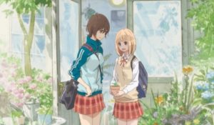 'Kase-san and Morning Glories' Examines The Heartwarming Bonds of High School Love (Anime Expo 2018)