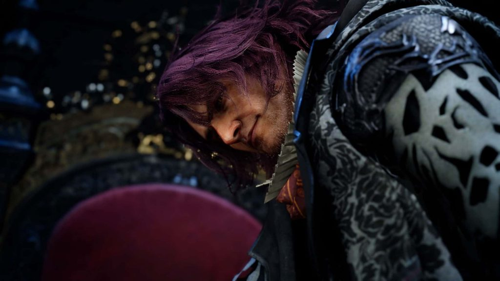 Final Fantasy XV big bad Ardyn Izunia