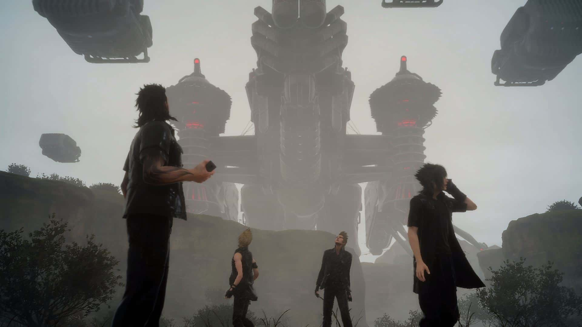 Final Fantasy XV shows a lot of promise in the early stages