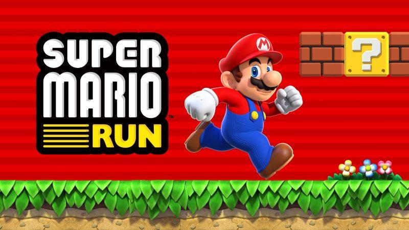 Gaming News Mario Run