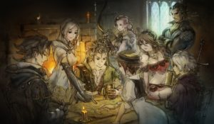 'Octopath Traveler' – First Impressions