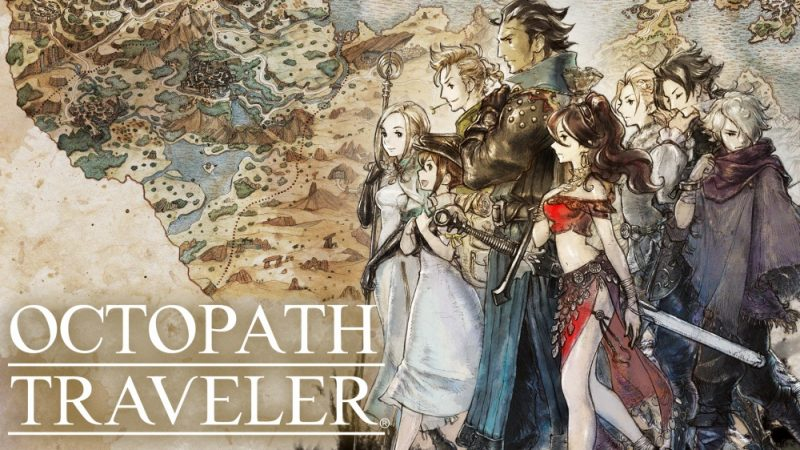 Gaming News Octopath