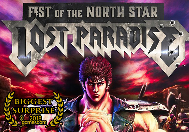 fist of the north star gamescom