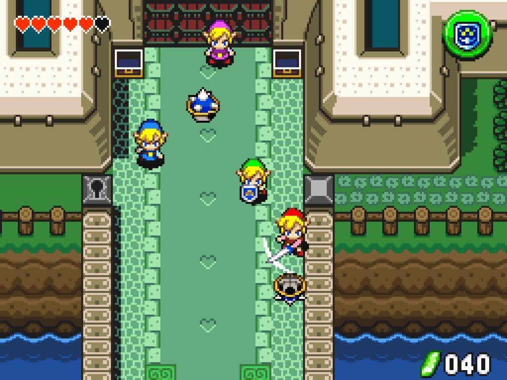 Four Swords': The Exclusivity of Zelda's First Multiplayer