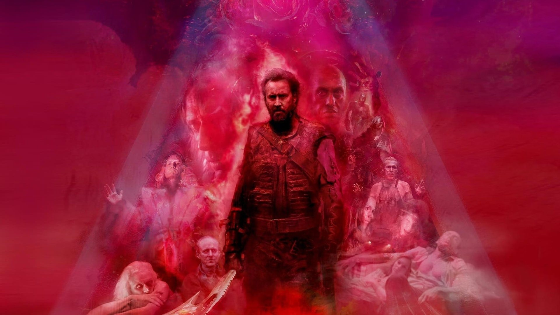 Image result for mandy 2018