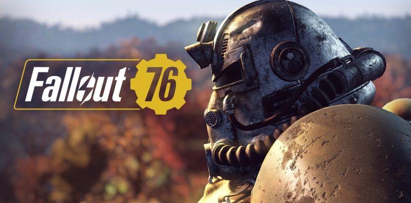 Gaming News Fallout 76
