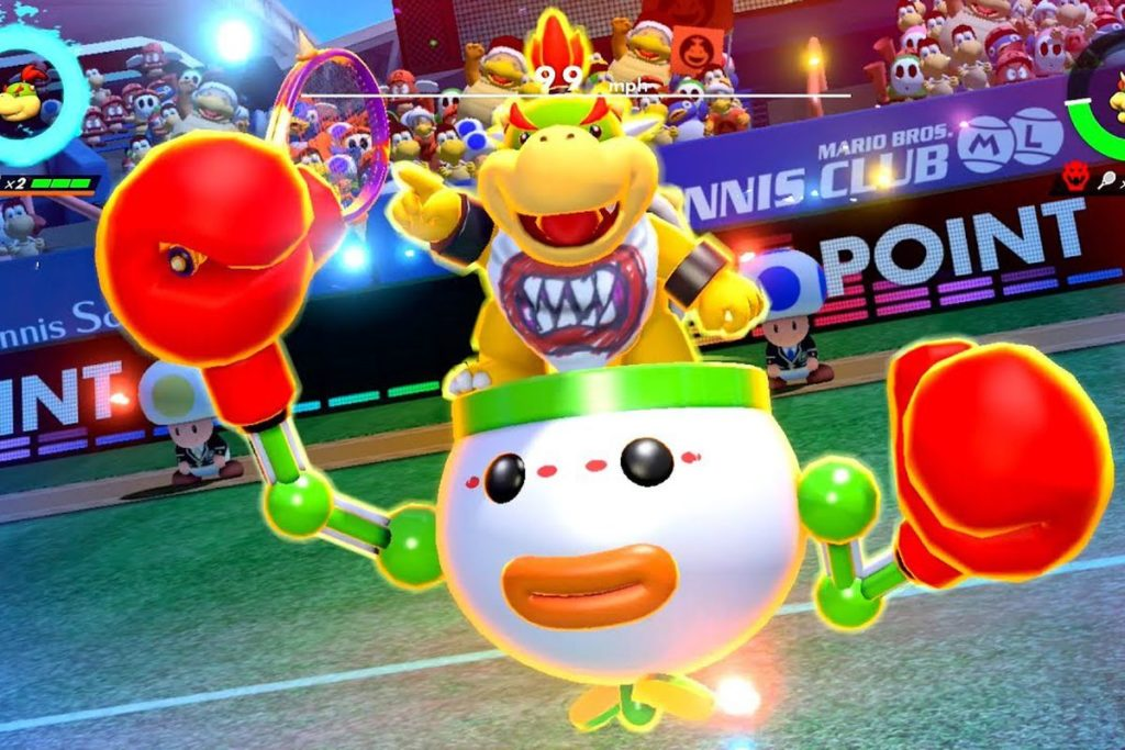 Two Months Later, 'Mario Tennis Aces' is Already a