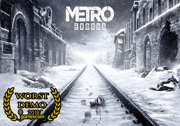 gamescom 2018 metro exodus