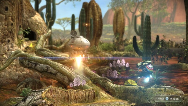 Pikmin 3 Level By Level Formidable Oak Goomba Stomp
