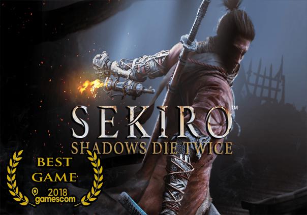 Gamescom 2018 Sekiro