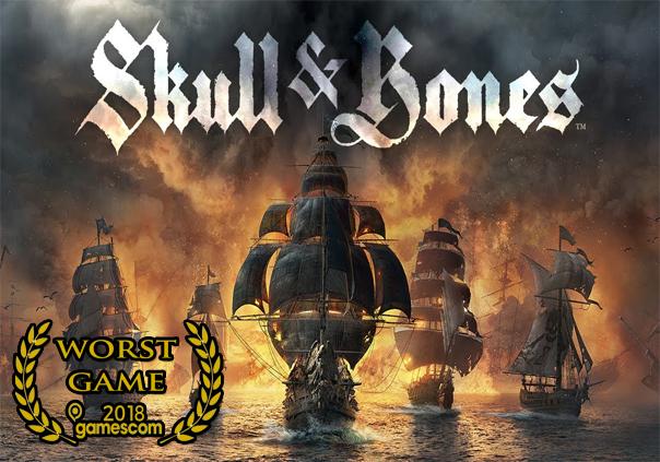 Gamescom 2018 Skull & Bones