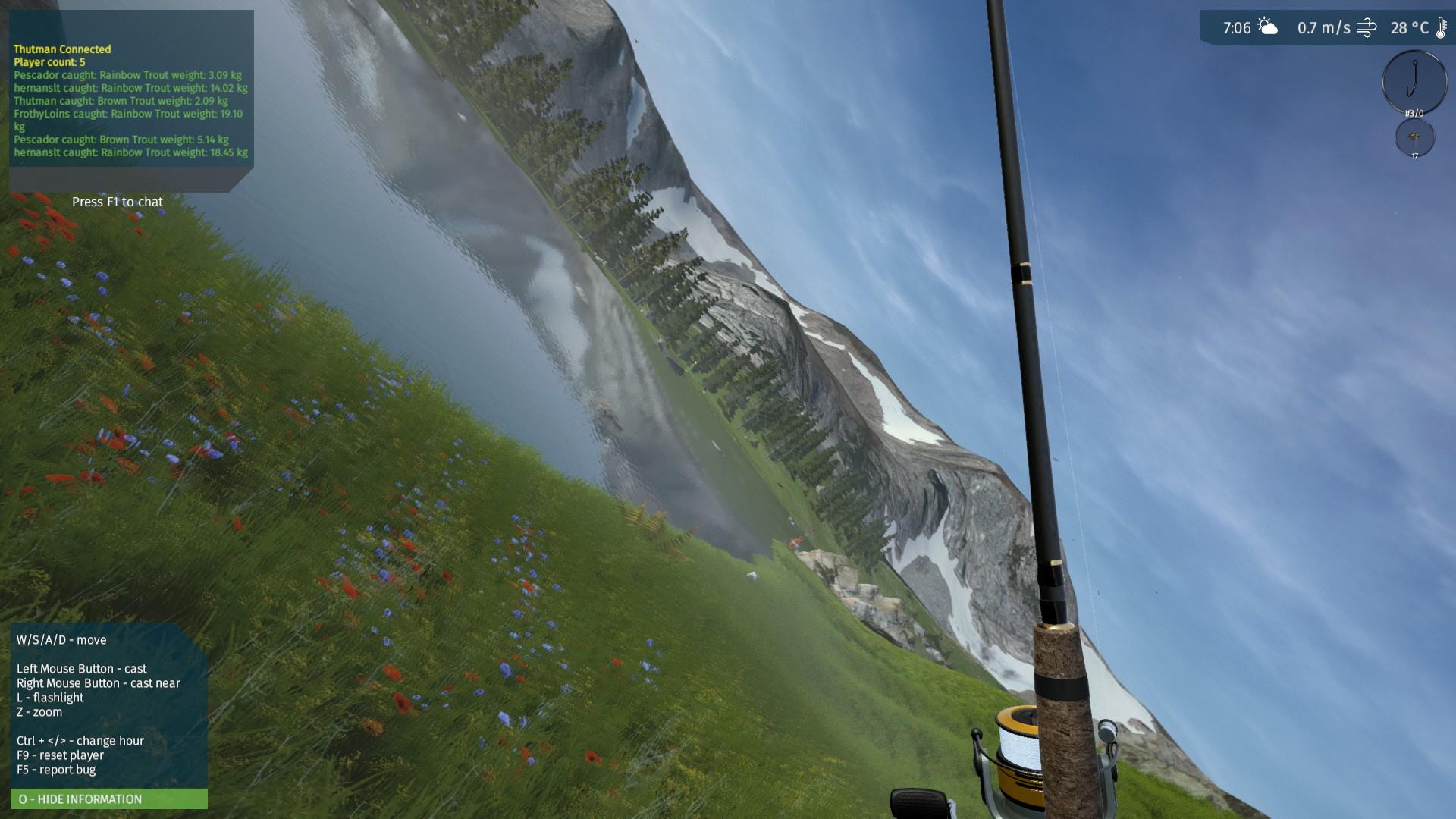 Pan Fried: 'Ultimate Fishing Sim' Review
