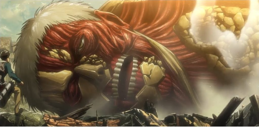 Attack on Titan' S3, Pt  3: The Old World Crumbles | Goomba