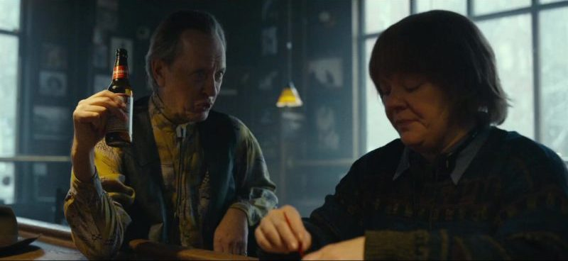 Melissa McCarthy & Richard E. Grant in Can You Ever Forgive Me?