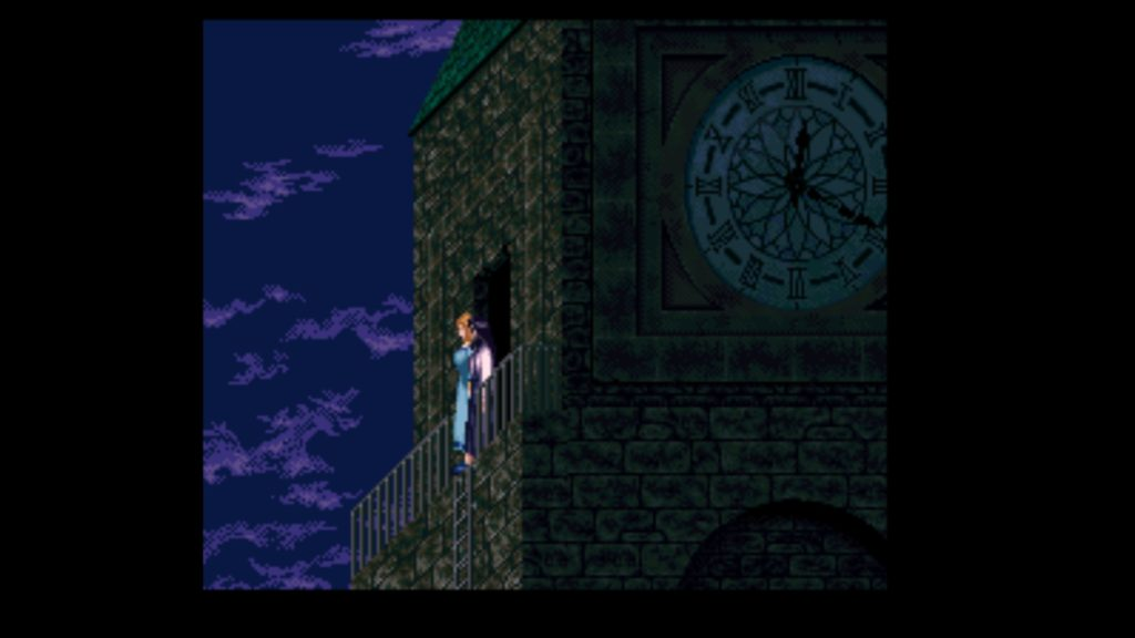 Clock Tower - S Ending