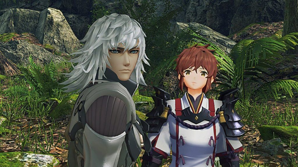 Torna Lora and Jin