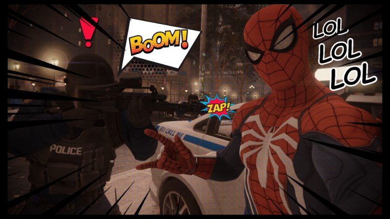Gaming News Spider-Man