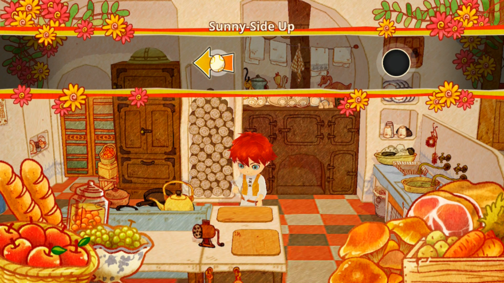 Little Dragon Café Cooking