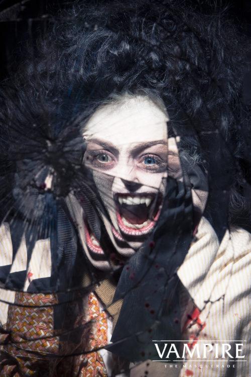 Vampire: The Masquerade' 5th Edition — Messy Politics and Play
