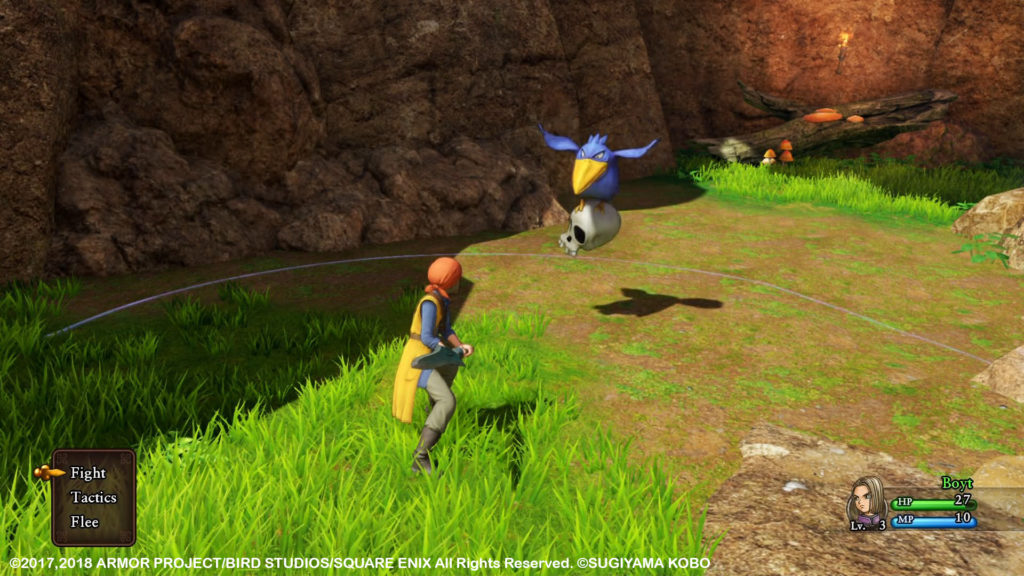 First Impressions with 'Dragon Quest XI: Echoes of an Elusive Age