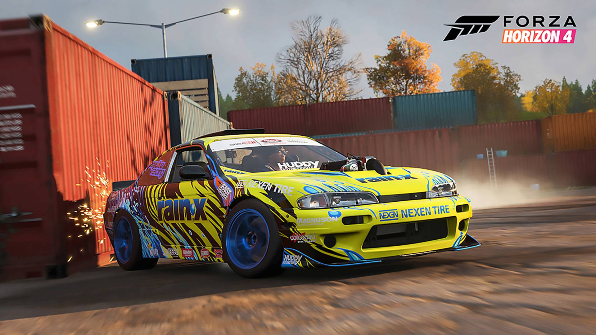'Forza Horizon 4' - Accelerating Away From The Competition