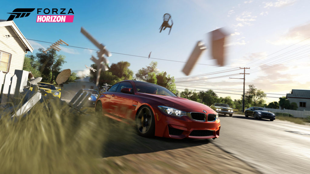 Forza Horizon 4' - Accelerating Away From The Competition