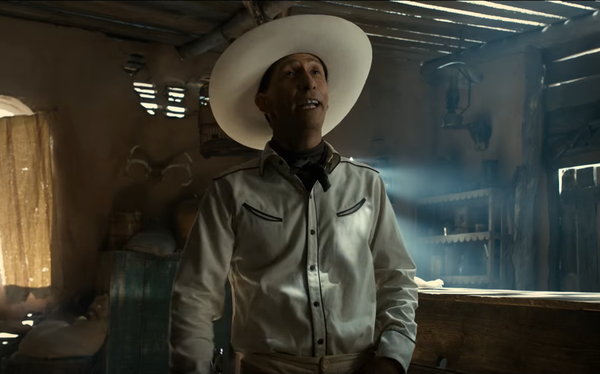 The Ballad of Buster Scruggs Coen Bros.