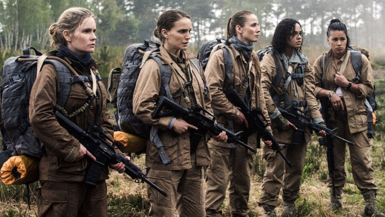 Best Horror Movies 2018 - Annihilation