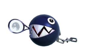Chain Chomp Mario Party